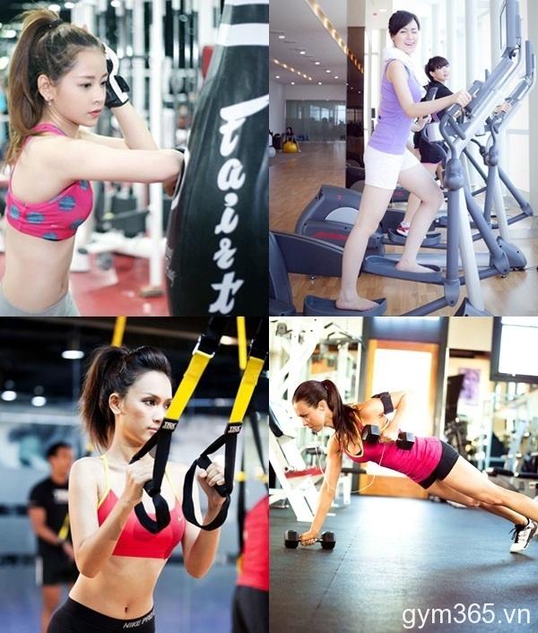 Tập gym giảm cân nên ăn gì