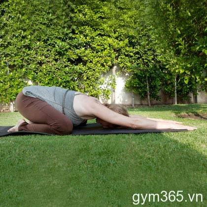 Bài tập yoga cho bà bầu 3 tháng cuối