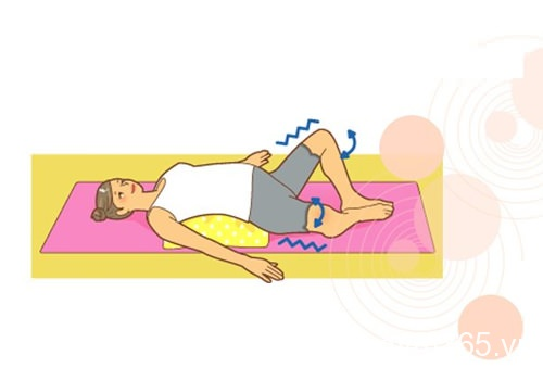 2, Bài tập yoga cho bà bầu trong 3 tháng đầu mang thai 2