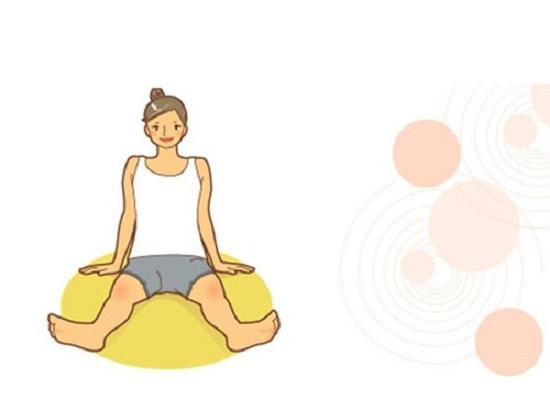 2, Bài tập yoga cho bà bầu trong 3 tháng đầu mang thai 1