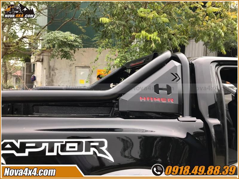 Giá bán thanh thể thao dành cho xe Bán tải của hãng Hamer nhập khẩu Thái Lan