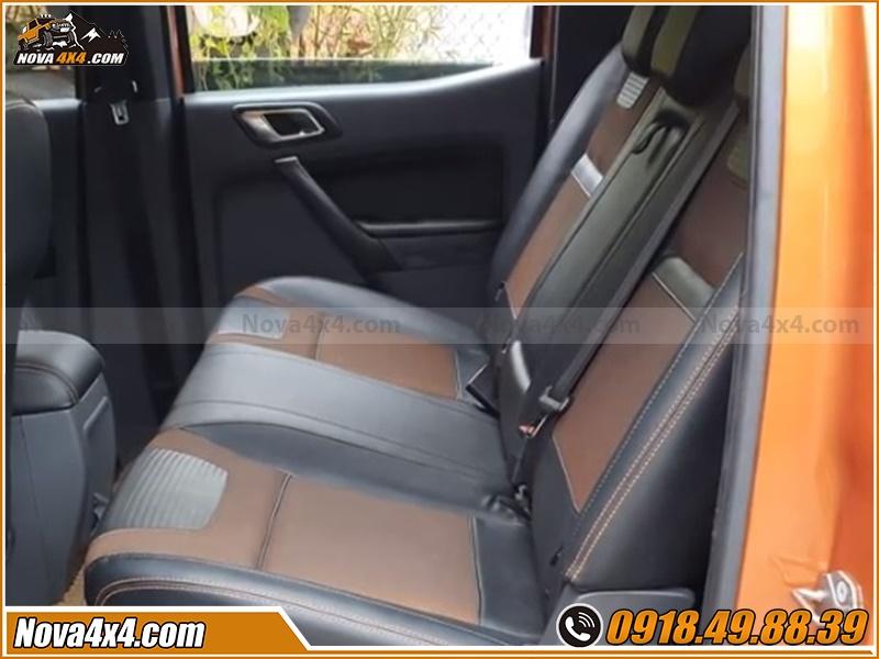 Nên độ ghế chỉnh cơ cho xe bán tải ở xưởng độ nào?